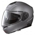 Nolan N104 Classic N-COM Flat Arctic Grey Flip-Up Helmet