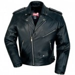 Tour Master Vintage Leather Jacket