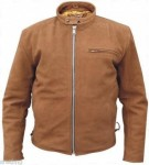 Mens Basic Brown Jacket AL2016