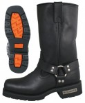 Xelement  Harness Biker Boots 1443