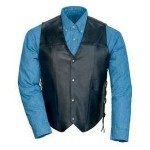 Tour Master Vintage Leather Vests