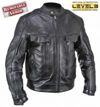 Xelement Bandit Cruiser Motorcycle Jacket B4495