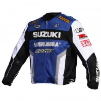 Joe Rocket Suzuki Mesh Replica Jacket