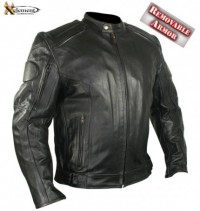 Xelement Executioner  Motorcycle Jacket B7366