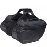 Tour Master Cruiser III Slant Saddlebags