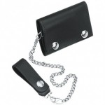 River Road  Trifold Chain Wallet