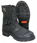 Xelement Advanced Motorcycle Tornado Boots 1461