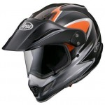 Arai XD3 Luster Orange