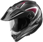 Arai XD3 Luster Red