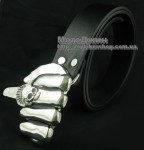 Special Meaning Crazy Skull Buckle