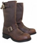 Xelement Brown Advanced Motorcycle Boots 1495