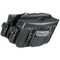 River Road Quick-Release Slant Extra Large Studded