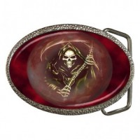 Gim Reaper Skeleton Red