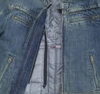Cortech Mod Denim Jacket Z.O.Q. Liner