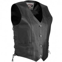 River Road Plain Vest