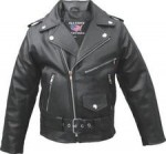 All State Leather Kids 2801