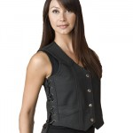 River Road Vapor Perforated Vest Women