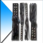 MD Leather Grip Covers with Laces A-0404
