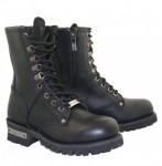 Xelement  Ladies Vigilent Classic Logger Inside Zipper Boots 2446