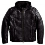 Harley-Davidson Reflective Road Warrior 3-in-1 Leather Jacket