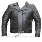 Jackets4Bikes Pistol Leahar Motorcycle Armor Jacke