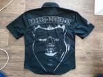 Harley-Davidson Men's Skull Shirt