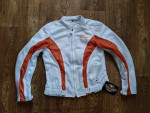 Women's Harley-Davidson White Sunset Mesh Jacket