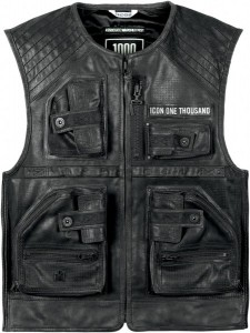 ICON 1000 Associate Warchild Vest - Pursuit Black