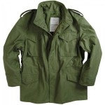M-65 FIELD COAT Olive Green