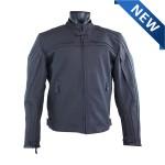 Detour 8020 Vented Top Grain Matte Leather Jacket