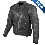 Speed and Strength Bikes Are In My Blood Leather Jacket
