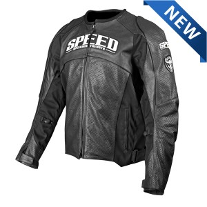 Speed and Strength Top Dead Center Leather Jacket