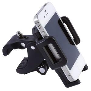 Adjustable Motorcycle/Bicycle Phone Mount