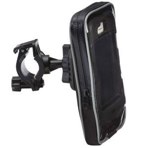 Adjustable Waterproof Motorcycle/Bicycle Smartphone Mount