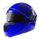 Hawk EVX 9055 Blue Modular Helmet