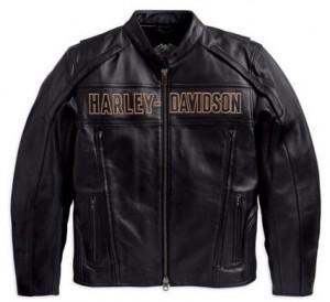 Harley-Davidson Men's Roadway Leather Jacket 98015-10VM