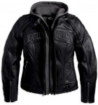 Harley-Davidson Women's Skull Leather Jacket 98152-09VW