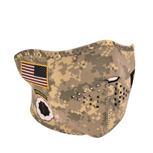 United States Army Uniform Half Face Mask WNFM700H