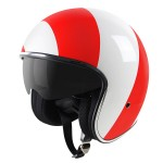 Outlaw V5 Homeland USA with Visor Open Face Helmet