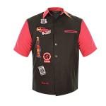 Rockhouse Route 66 Button up Short Sleeve Shirt