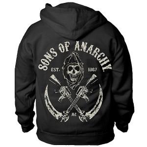 Sons of Anarchy 'Redwood Original' Hoodie SOA-28-423