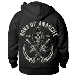 Sons of Anarchy 'Redwood Original' Hoodie SOA-28-423