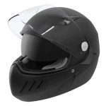 Hawk KT Series Matte Black Full Face Helmet KT-4410