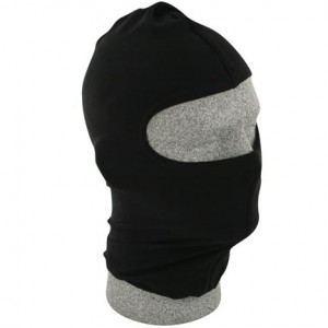 Balaclava, Black Nylon Face Mask WBN114