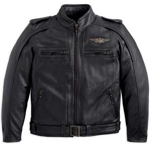 Harley-Davidson 110th Anniversary Leather Jacket 97146-13VM