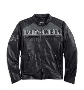 Harley-Davidson Men's Horizon Leather Jacket 97192-14VM