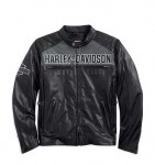 Harley-Davidson Men's Horizon Leather Jacket 97192-14VM