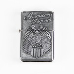American Legend Flags Antique Lighter