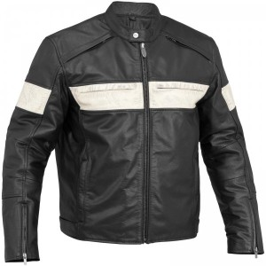 River Road Twin Iron Leather Jacket