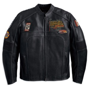 97167-13VM Harley-Davidson Regulator Leather Jacket